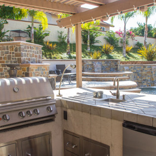 outdoor bbq construction yorba linda ca