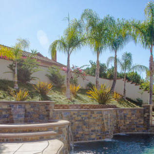 pool steps yorba linda ca