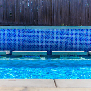 pool backsplash construction yorba linda ca
