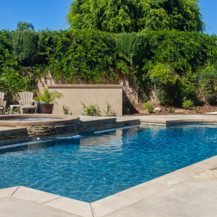 pool installation yorba linda 2