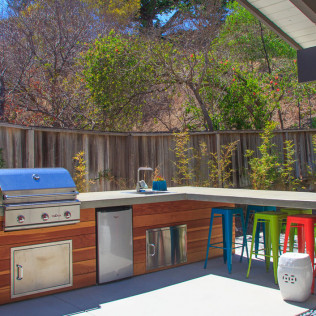 bbq outdoor kitchen yorba linda ca