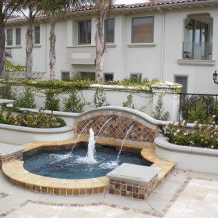 jacuzzi water feature yorba linda ca